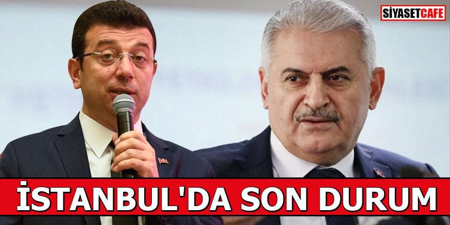 İşte İstanbul'da son durum!