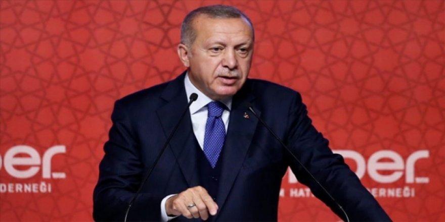 Erdoğan: 28 Şubat zihniyetinden pek bir şey kalmadı