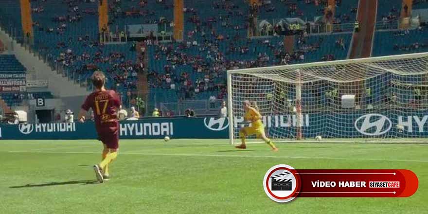"""Cengiz Ünder'in Parma'ya attığı gol için """"Ben de atardım"""" diyen genç rezil oldu"""