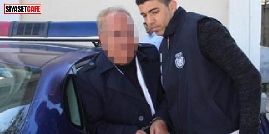 Profesör 'cinsel taciz'den gözaltına alındı