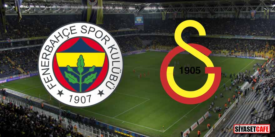 Fenerbahçe Galatasaray skor kaç kaç