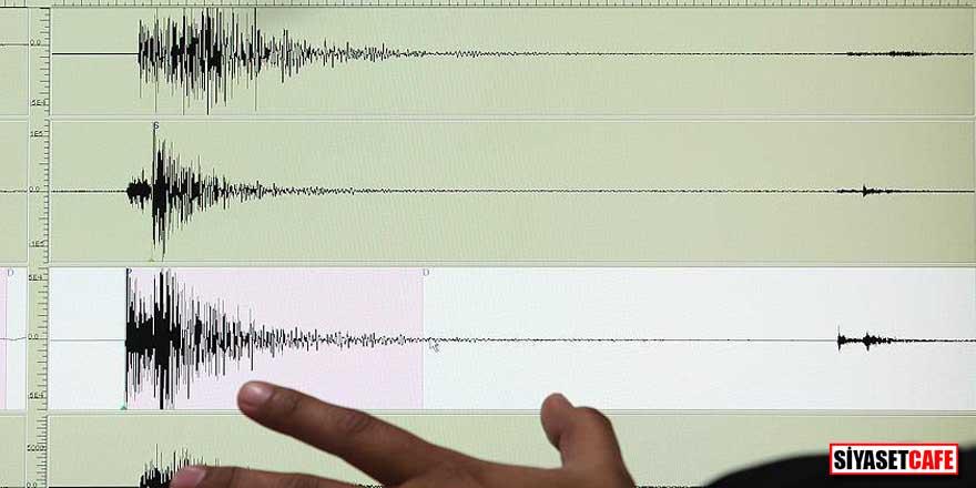Çankırı Ortabayındır'da 3.6 şiddetinde deprem