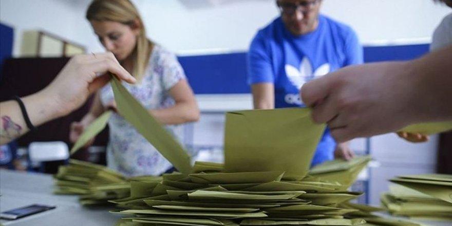 Maltepe'de oyların yeniden sayımı başladı