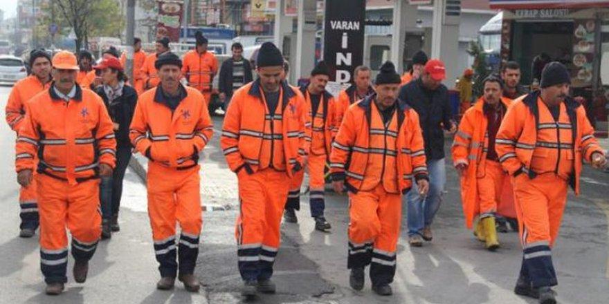 CHP'li belediyelerde ilk hedef işçiler oldu