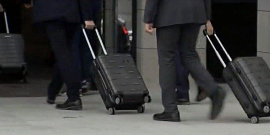 AK Parti İstanbul itirazına 3 bavul evrakla başvuruyor
