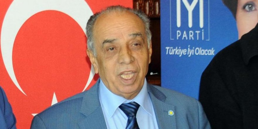 İYİ Parti Yalova İl Başkanı ve yönetim istifa etti!