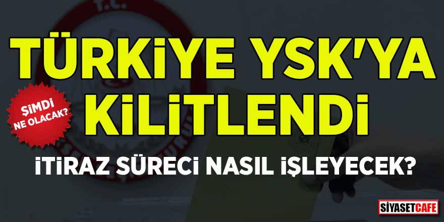 YSK, AK Parti'nin itirazına ne cevap verecek?