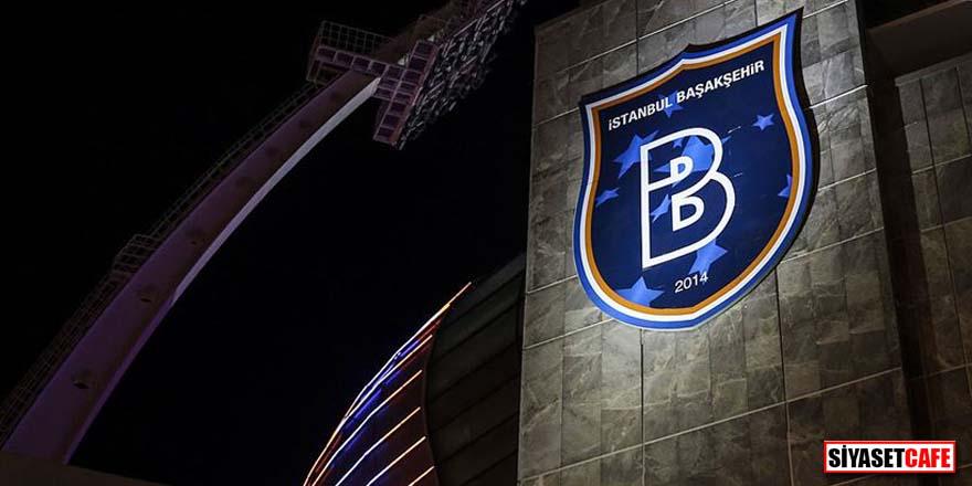 """Başakşehir Kulübü'nden açıklama: """"Galatasaraylı bir yöneticinin..."""""""