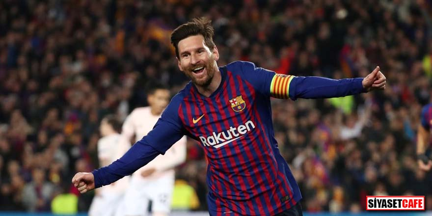 Manchester United'ı 3 golle geçen Barcelona, yarı finale yükseldi