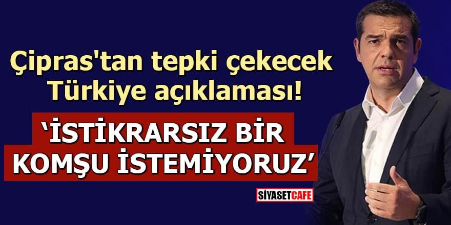 Çipras'tan tepki çekecek Türkiye açıklaması