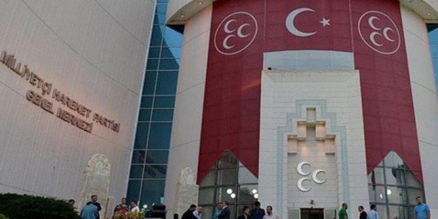 MHP İstanbul'da seçimin iptali için YSK'ya başvurdu