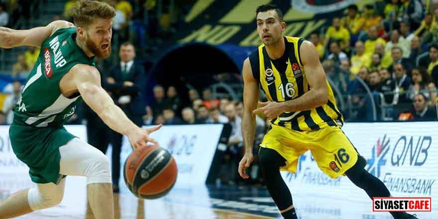 Zalgiris'e mağlup olan Fenerbahçe Beko'nun 18 maçlık serisi sona erdi