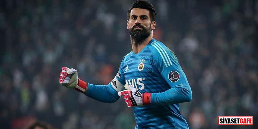 Volkan Demirel'den açıklama! Hasan Şaş ile maç öncesinde ne konuştu?