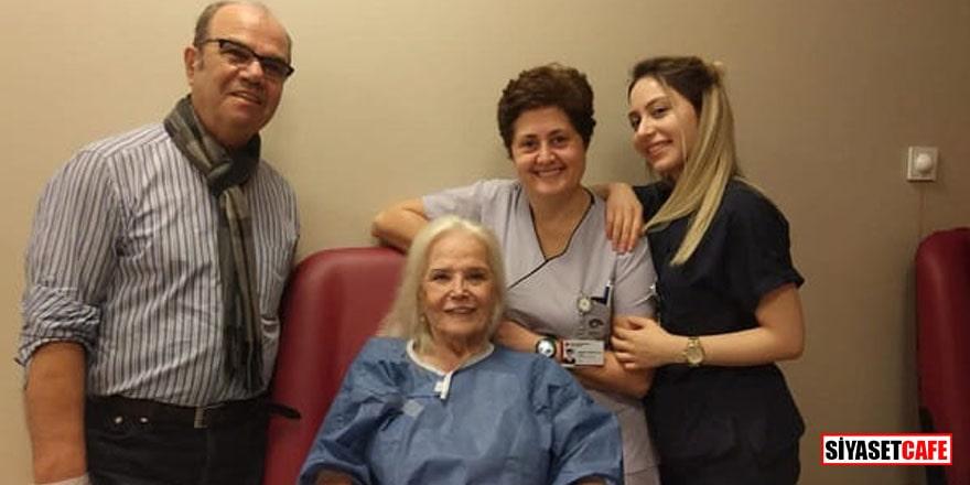 'Taş Bebek' lakaplı Gönül Yazar hastanelik oldu!