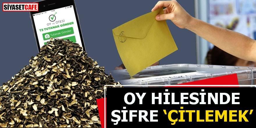 İstanbul seçiminde FETÖ izleri: Oy hilesinde şifre 'Çitlemek'