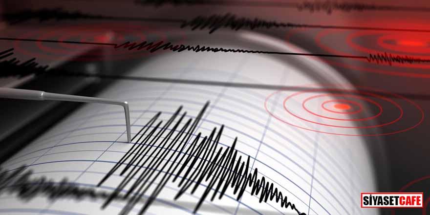 Van'ın Tuşba İlçesi'nde korkutan deprem