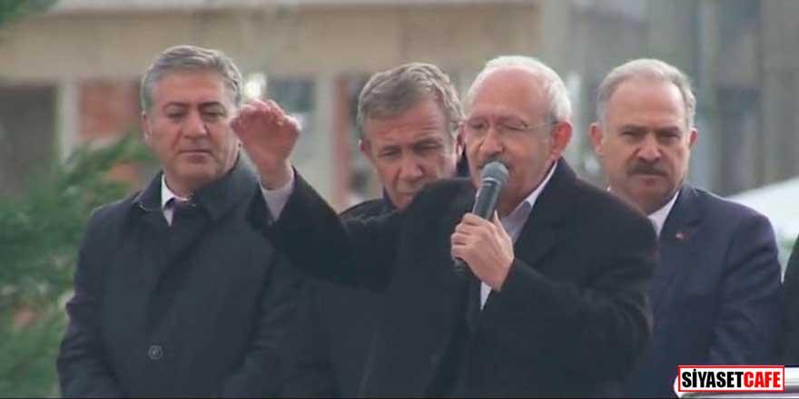 """Saldırının ardından Kemal Kılıçdaroğlu'ndan açıklama: """"Dışarıdan gelenlerin tezgahıdır"""""""