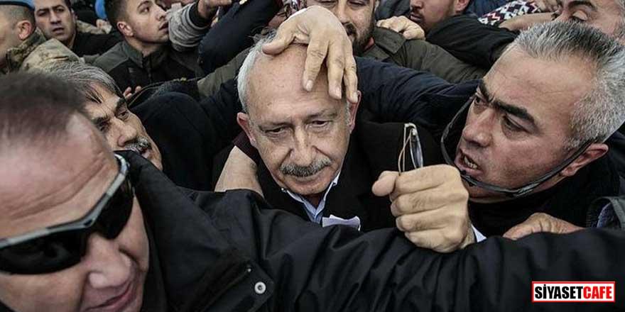 Milli Savunma Bakanlığı, Kemal Kılıçdaroğlu'na yapılan saldırıyı kınadı