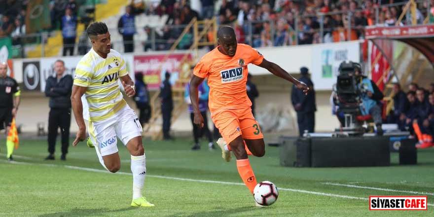 Fenerbahçe, Alanya deplasmanından eli boş döndü