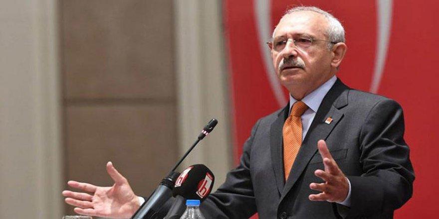 Kılıçdaroğlu: PKK gibi bunlarda terörist