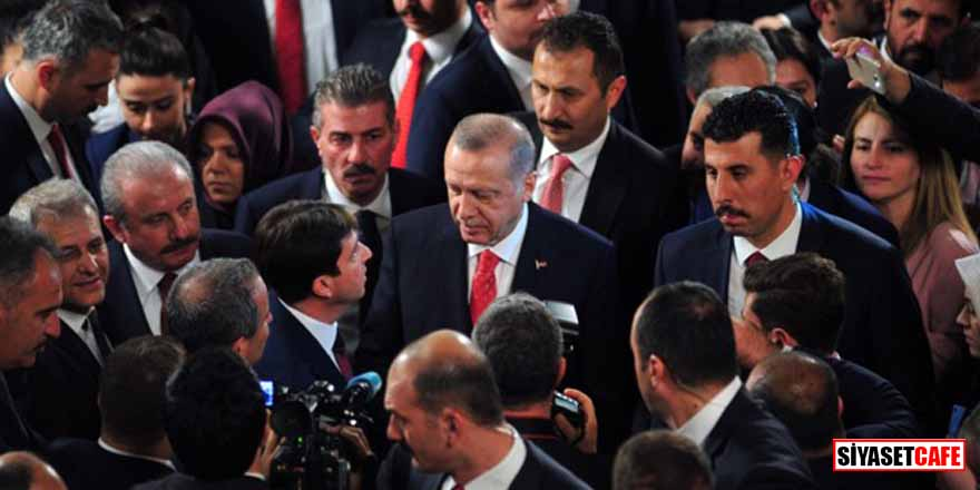 Erdoğan'dan flaş kabine açıklaması
