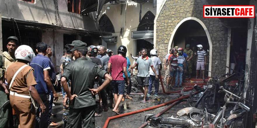 Sri Lanka katliamında korkunç bilanço: 359 ölü