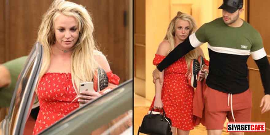 Yaklaşık 1 aydır tedavi görüyordu! Britney Spears ilk kez görüntülendi