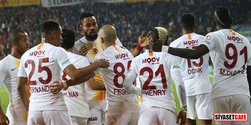 Yeni Malatyaspor'u 5-2 mağlup eden Galatasaray finale yükseldi