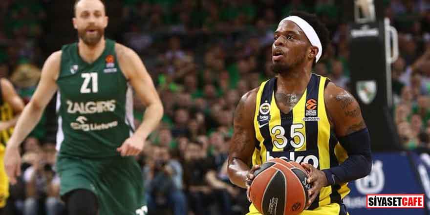 Zalgiris'i mağlup eden Fenerbahçe Beko, üst üste 5. kez Dörtlü Final'de