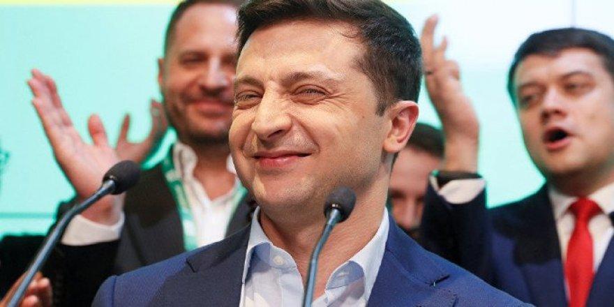 Ukrayna yeni devlet başkanının ilk durağı Türkiye