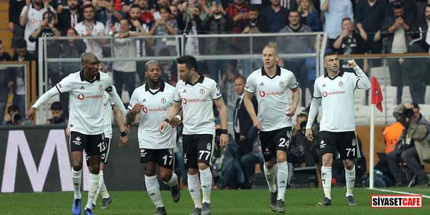 Ankaragücü'nü mağlup eden Beşiktaş, Başakşehir'le puan farkını 3'e indirdi