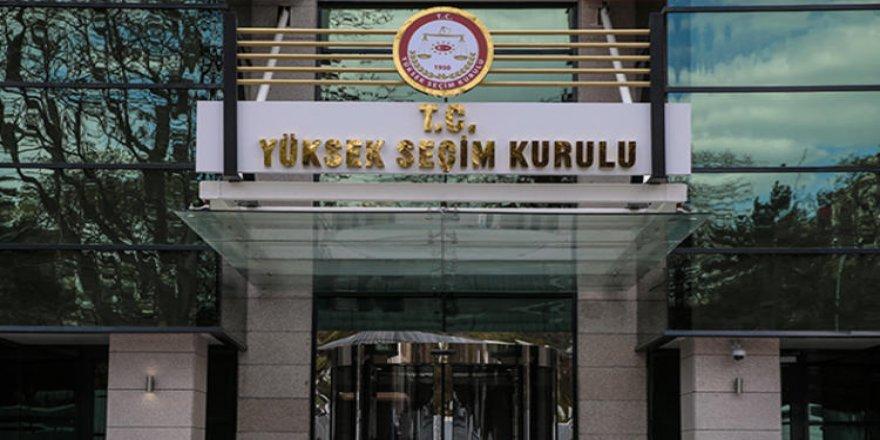 AK Parti'den YSK açıklaması: Süre yarın bitiyor