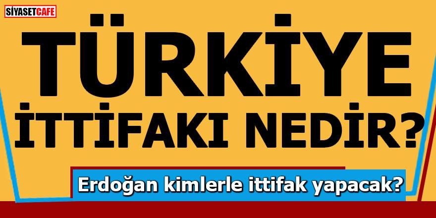 Türkiye ittifakı nedir, Erdoğan kimlerle ittifak yapacak?