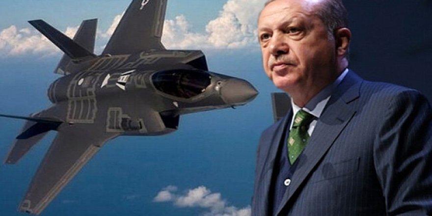 Erdoğan: Türkiye'nin dışlandığı F-35 projesi çökmeye mahkumdur