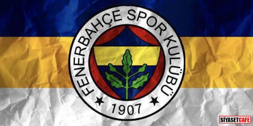 Fenerbahçe o isimle sözleşmeyi uzattı!