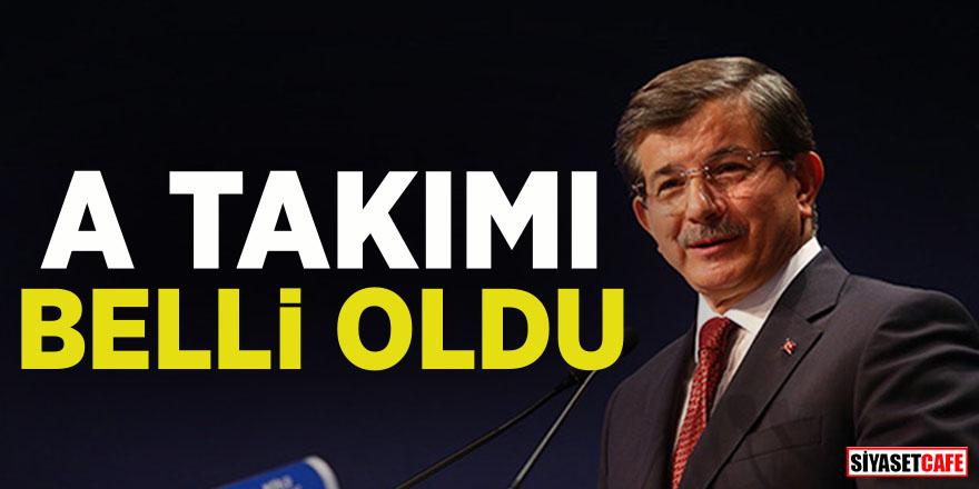 Davutoğlu'nun kuracağı yeni partide kimler yanında olacak?