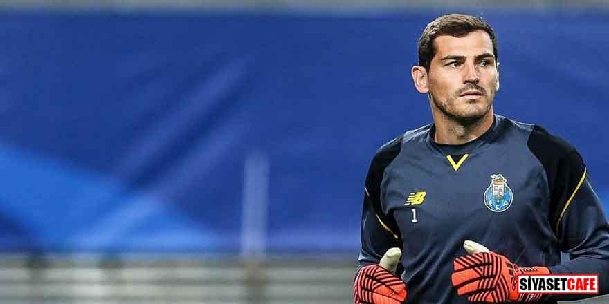 Son dakika… Iker Casillas hastaneye kaldırıldı! İşte son durumu