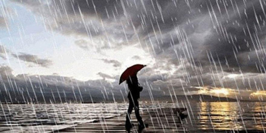 İstanbul ve tüm yurtta sağanak yağmur uyarısı
