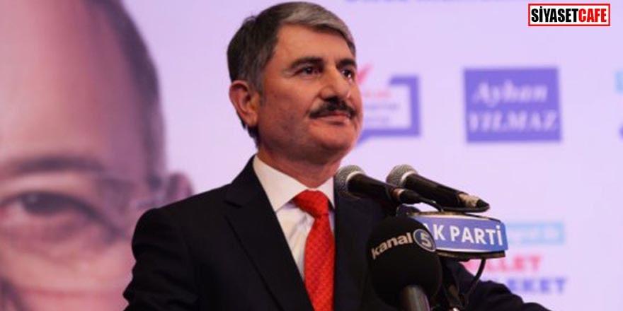AK Parti'li Başkan bu yüzden istifa etmiş