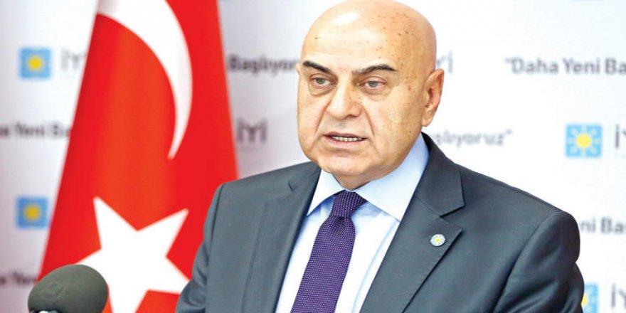 İYİ Parti'den Millet İttifakı'nın 'terörle işbirliği' açıklaması