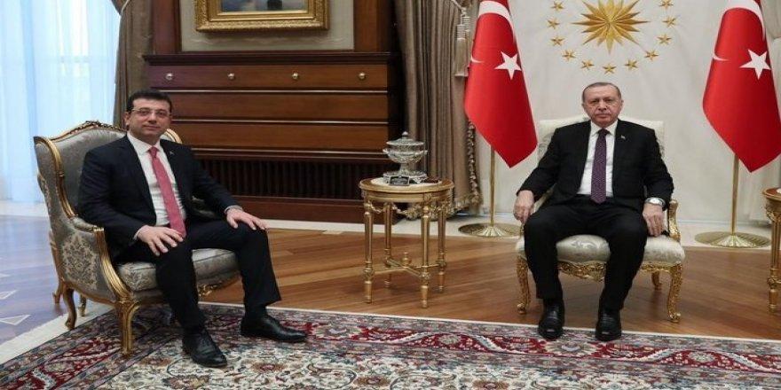İmamoğlu, 'Erdoğan'ı şimdilik kenara aldı!