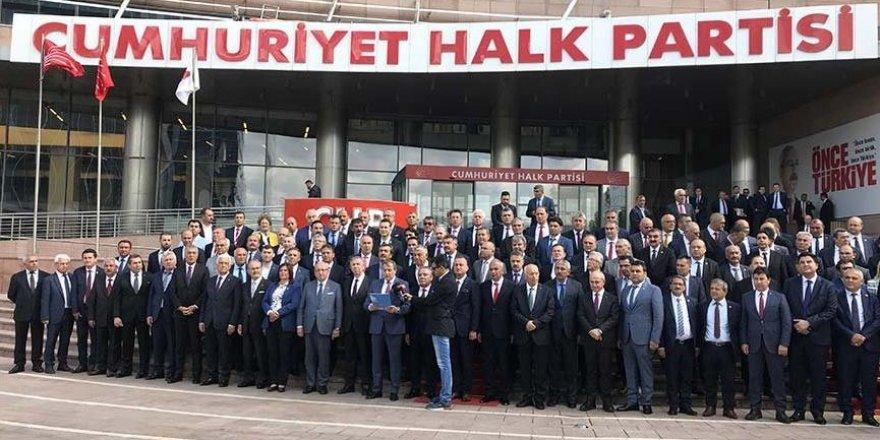 CHP İmamoğlu için açıklama yaptı ama bir tek o yoktu