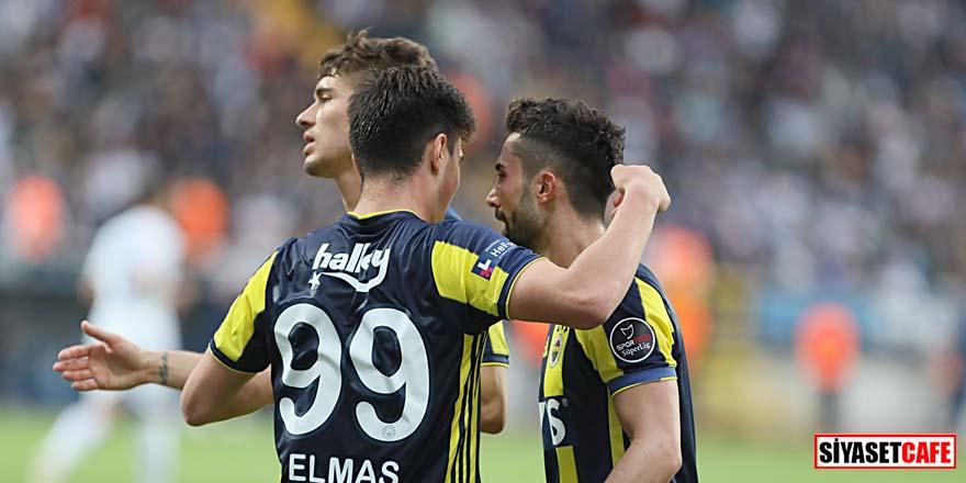 Kasımpaşa'yı deplasmanda 3-1 mağlup eden Fenerbahçe'den 7 ay sonra bir ilk