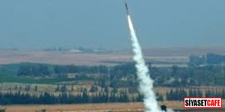 Gazze'den İsrail'e roket fırlatıldı! Ölü ve yaralılar var