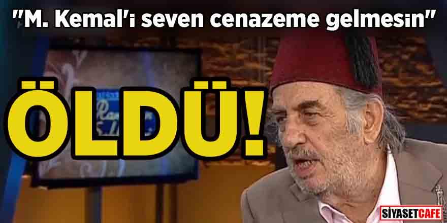 Son dakika... Kadir Mısıroğlu 86 yaşında hayatını kaybetti