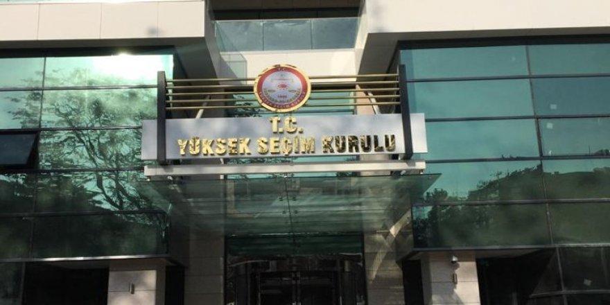 YSK, İstanbul seçim görüşmesine başladı