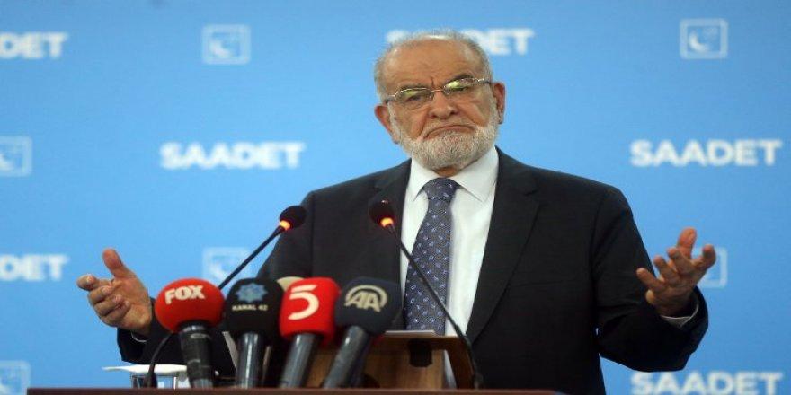 Saadetin kafası karışık: CHP'li İmamoğlu muamması!