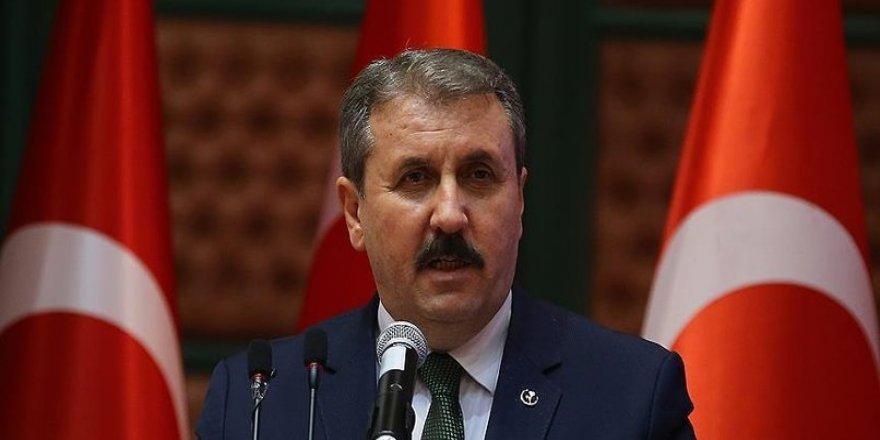 BBP, İstanbul seçimlerinde kararını açıkladı
