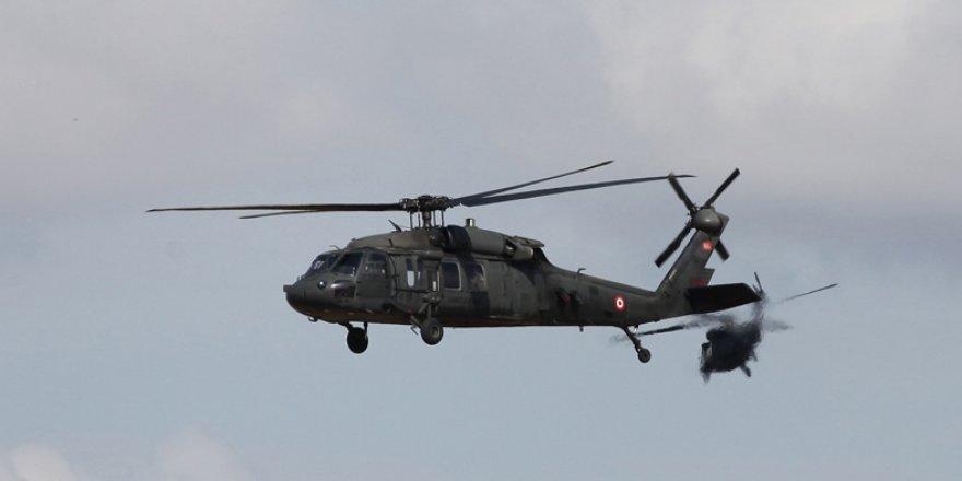 Helikopter arızalanınca Erdoğan'ı bulamadılar!