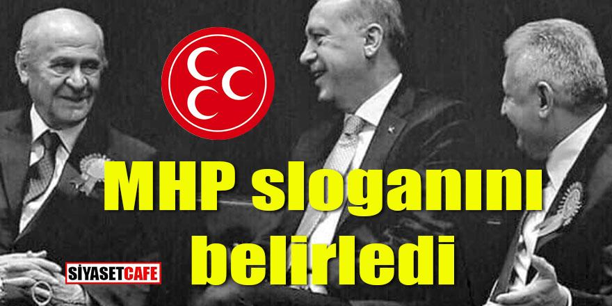 MHP'den hemşehri harekatı: Seçim sloganı belli oldu